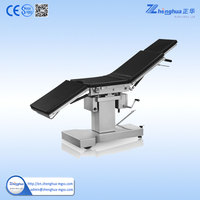 CE Approved Cheapest Manual Type Surgical Table for Operating Theatre
