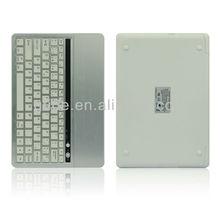 Aluminum wireless keyboad for apple ipad air keyboard bluetooth on sale