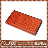Top10 Best Selling Custom-Made Leather Card Case Wallet