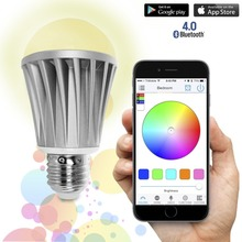 Bluetooth Smart LED Light Bulb 2015 top selling smart led bulb