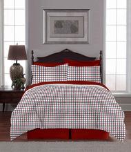 New design popular 200T 100% Cotton comforter, Hot selling pigment print 8pcs comforter set, Customized Sizes & Patterns