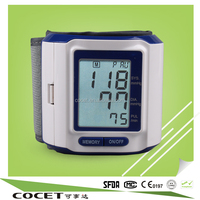 2015 new health and medical best price digital electrical wall aneroid non-mercurial sphygmomanometer
