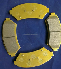 OEM high quality D699 Brake Pads for Buick/Cadillac/opel