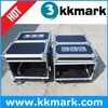 race case 6U/flight case for AMP/6 space AMP rack with wheels