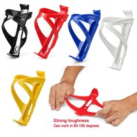 HC Plastic cycling hot water Bottle holder For Outdoor Sports Colorful Bicycle Water Bottle Holder
