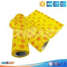 Dry Reusable Nonwoven Cleaning Wipes/Cloths