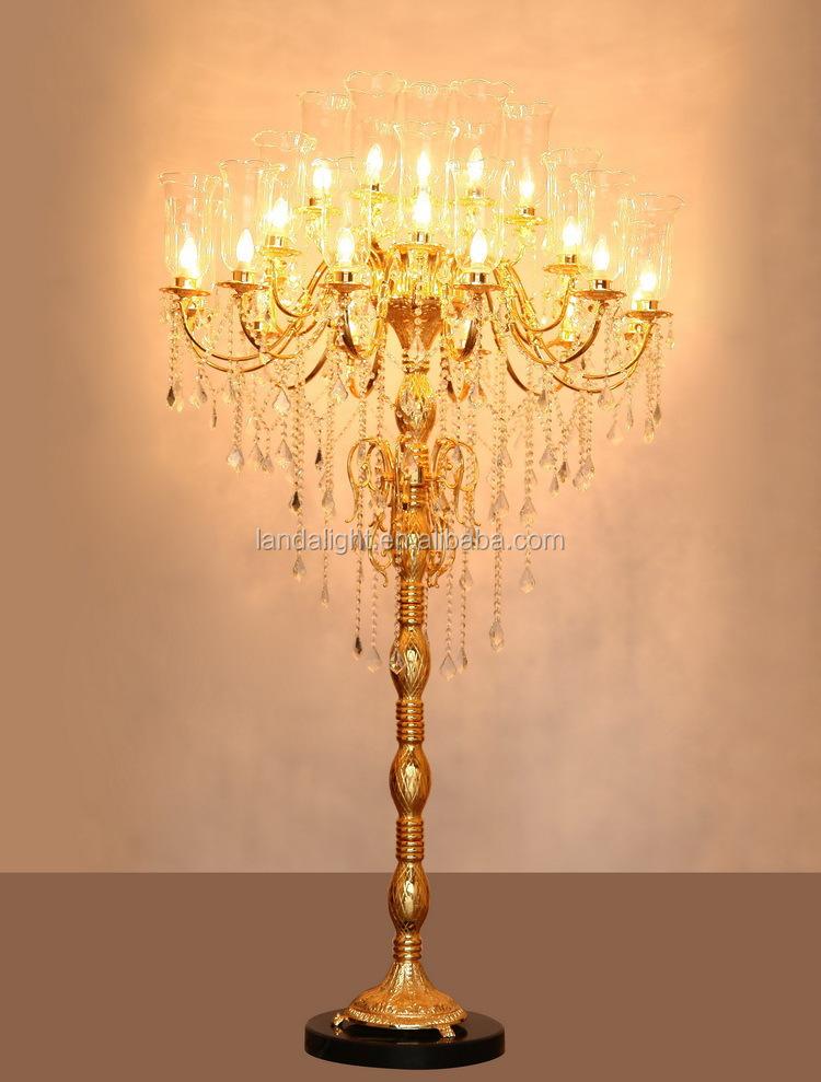 crystal chandelier floor lamps view crystal chandelier floor lamp. Black Bedroom Furniture Sets. Home Design Ideas