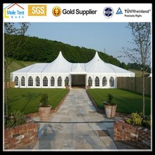 6x6 mtrs heavy duty pagoda banquet tents for hotel special space in Sri Lanka for sale