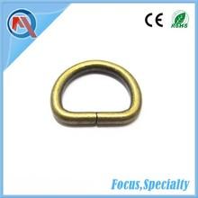 China Wholesaler 20mm Large Metal Open D Ring