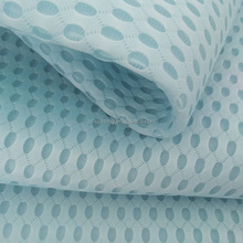 Huahong sandwich mesh fabric,Home textile fabric,breathable polyester mesh cloth