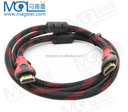 factory wholesale Gold Connector Color and Male-Male Gender hdmi cable