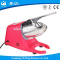 trituradora de hielo de la máquina para uso en el hogar/trituradora de hielo portátil