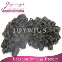 100% Indian virgin human hair extension crystal tip hair