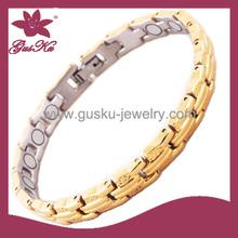 2015 STB-140 Stainless steel bracelet jewelry popular health