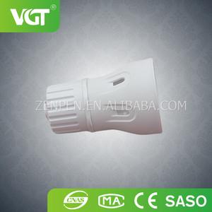 أعلى جودة محطات الوصول pvc قطرة معلقة 2 إلى 1 مصباح حامل