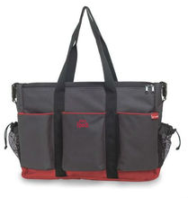 Great Deluxe Multiple Pockets Tote Wholesale Diaper Bag