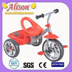 New Alison toy motorcycle with light and sound/kids pedal motorcycles/motorcycle stand for rear wheel