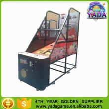 Crazy machine sport basketball arcade game, redemption arcade amusement game machine,adult basketball game machine