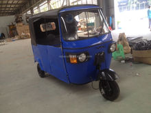 Wholesale Cheap Automatic Nigeria Rear Engine Bajaj Tricycle For Sale