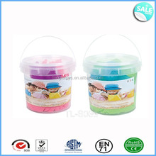 Big size bucket 1kg packing space sand, moon sand, Mars sand