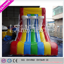 Colorful inflatable sport games for children/inflatable basketball hoop/playground equipment