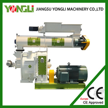 Famous brand of China (YONGLI) wood pellet machine