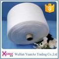 meilleure qualité de fils de polyester textile yizheng matières premières