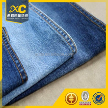strench selvedge raw jean fabric roll free sample