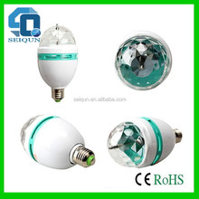 Excellent quality crazy selling led ball spinning disco light ball