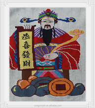 Chinese Classical Human Abstract Modern Figure Painting