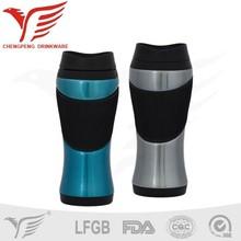 Cheap custom logo best stainless steel travel mug