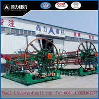 water pipe welding machine for reinforced concrete drain pipes