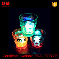 popular manufacturer recyclable attractive custom led flashing cup