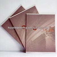 2014 high quality fine magazine /brochure/flyer printing witn Eco-friendly paper