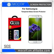 Superhard H9 Tempered Glass Film Screen Protector For Samsung Galaxy S6
