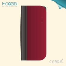 4pcs18650 battery power bank, 10000mah built-in USB cable portable mobile phone charging power pack