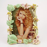 High quality popular metal picture photo frames in gifts and crafts HQ101506-46