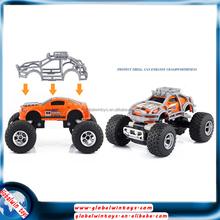 2015 nuevo mando a distancia coche eléctrico, juguete del rc monster truck para los niños