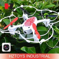 2014 hot rc toys 2.4G 4CH remote control small drone china quad copter with camera.