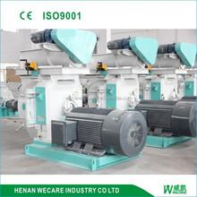 High productivity wood pellet press making machine