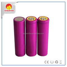Original sanyo li ion battery 3.7v 3000MAH 18650 battery sanyo UR18650ZTA