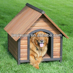 Competitive price! Cheap wooden houses / dog kennel wholesale / Canine Cottage