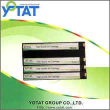 YOTAT inkjet cartridge for HP970XL HP971XL Remanufactured ink cartridge for HP 970 HP 971