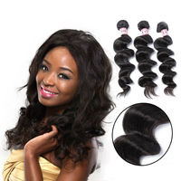 12 14 16 Inch Free Shipping 5A Indian Loose Wave Virgin Hair