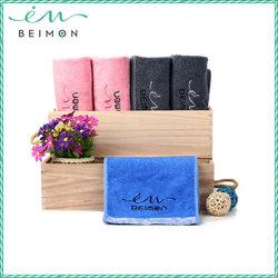 organic towel 100% cotton Beimon cotton towel blanket