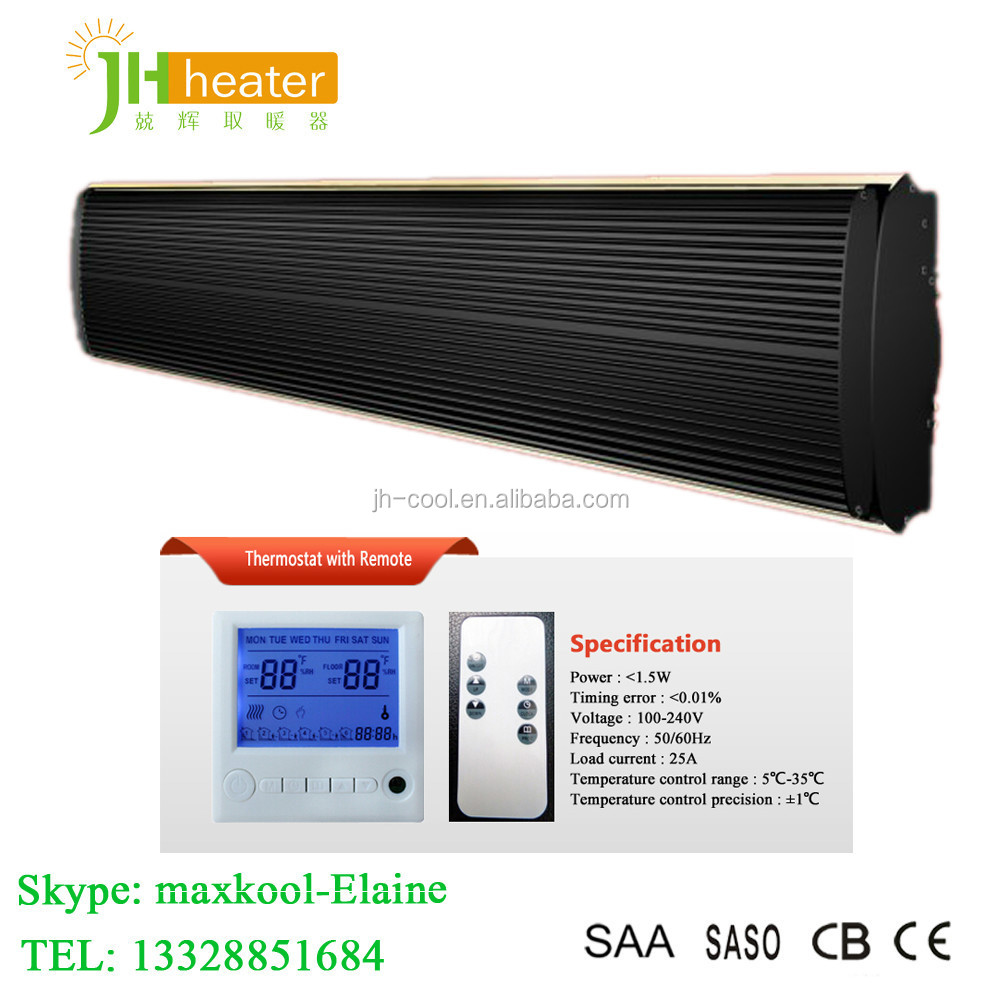 Eco friendly healthy infrared heater and panel heater for for Eco friendly heaters