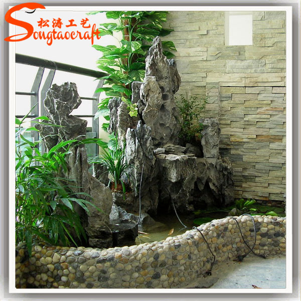 Indoor Fountains And Waterfalls Indoor Fountains And Waterfalls fake ...
