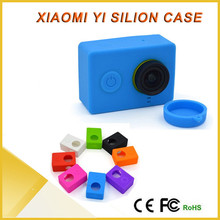 Original Exquisite Soft Silicone Case for Xiaomi Yi Sports Camera Action Camera Accessories