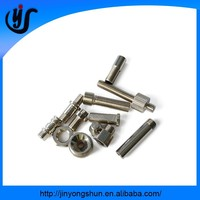Aluminum CNC machining service, CNC machining part, telescopic gate hardware