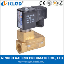 PU225A pilot acting electric solenoid water valve